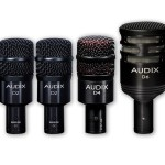 Assorted Audix Mics available